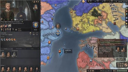 《十字军之王3》角色介绍 个性将影响角色做出的抉择