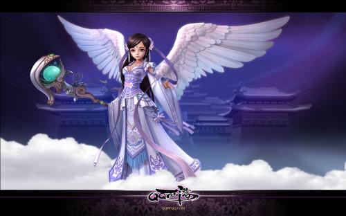 腾讯2009新游戏《qq西游》最新资料曝光
