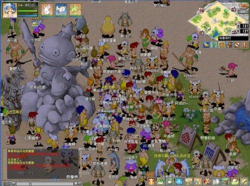 《石器时代2》玩家人数目前仍在持续攀升