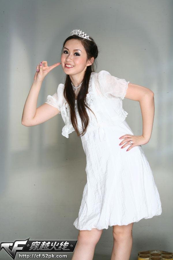 火线明星美女 刘晓诚