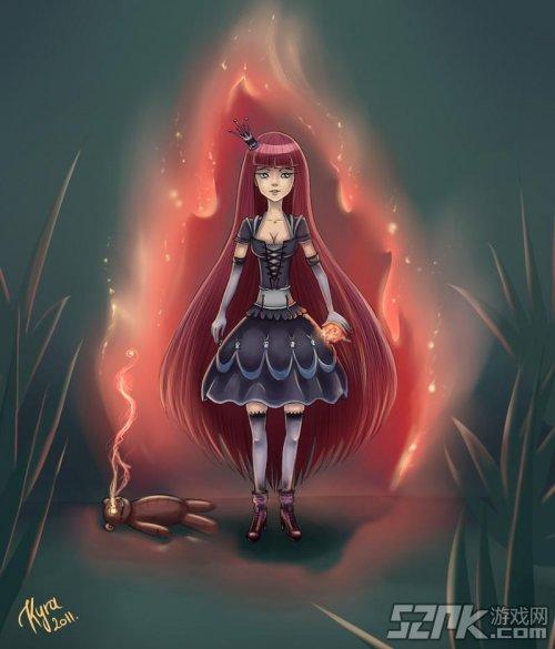 攻略联盟难道安妮是卡特琳娜失散多年的妹英雄仙剑传3橙光小游戏奇侠图片