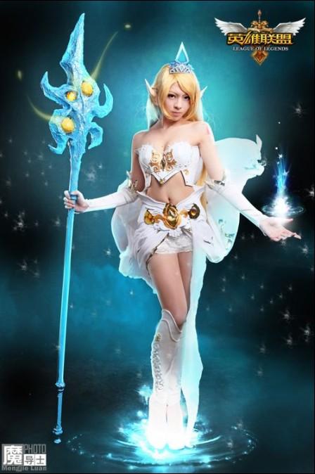 英雄联盟各种美女cosplay集锦