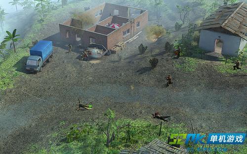 《铁血联盟:卷土重来》最新实际游戏视频