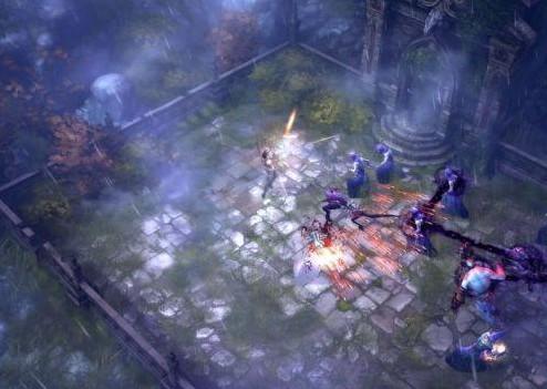暗黑破坏神3 恶魔猎手部分任务录像