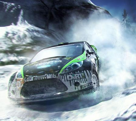 《尘埃3》X360上的实际游戏演示欣赏