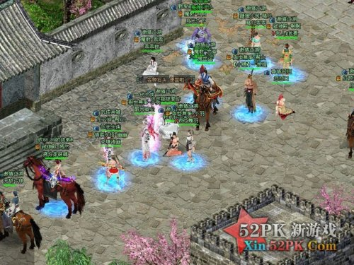 剑网2_《剑侠情缘2》游戏截图