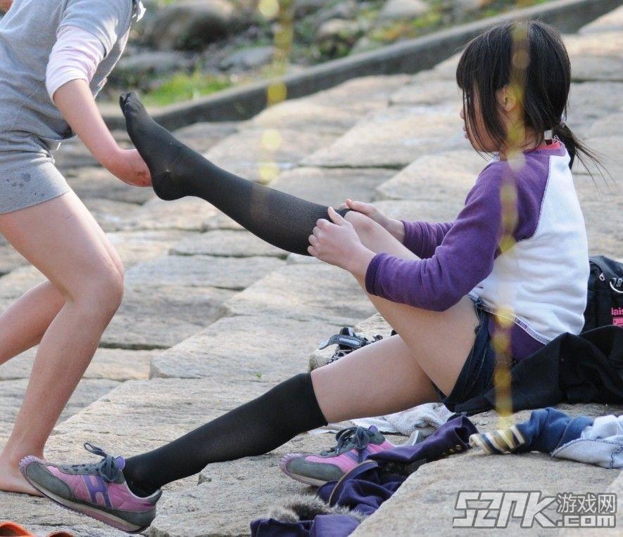 丝袜控们看过来!图解各种女生袜子的叫法