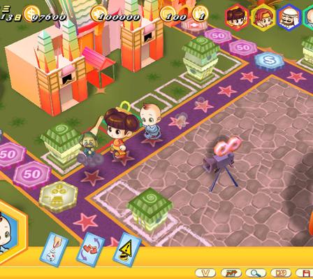 《大富翁8》游戏中的金泡菜结局介绍