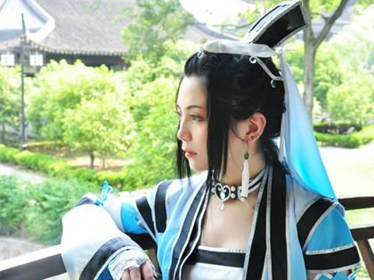 笑看人间处 浮生幻梦间 剑网3纯阳cosplay