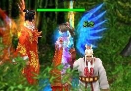 剑网2玩家图片分享相恋七夕