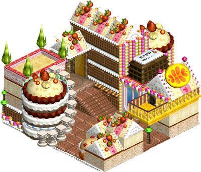 糖果屋_浪漫庄园甜蜜糖果屋_52pk浪漫庄园游戏图片