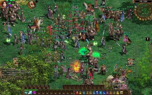 绿色征途精美游戏图片欣赏2