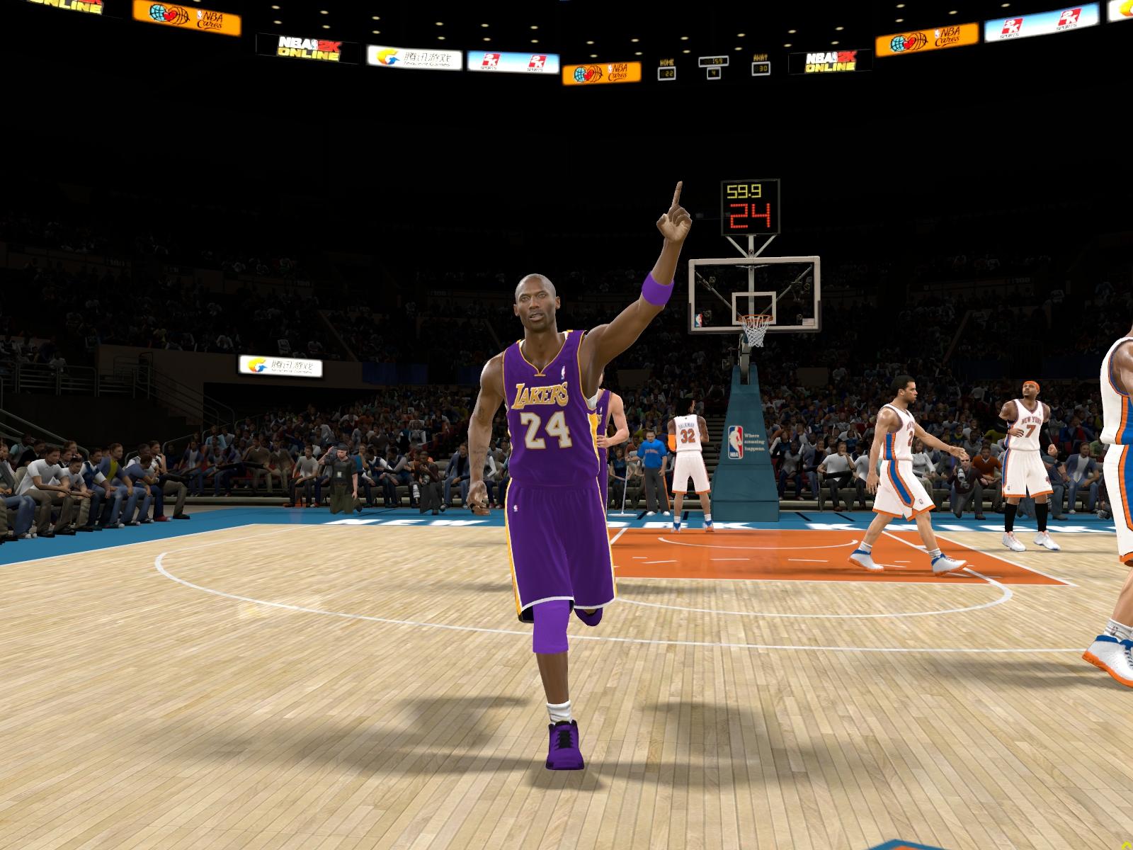 科比救赎湖人 NBA2K Online周末特辑