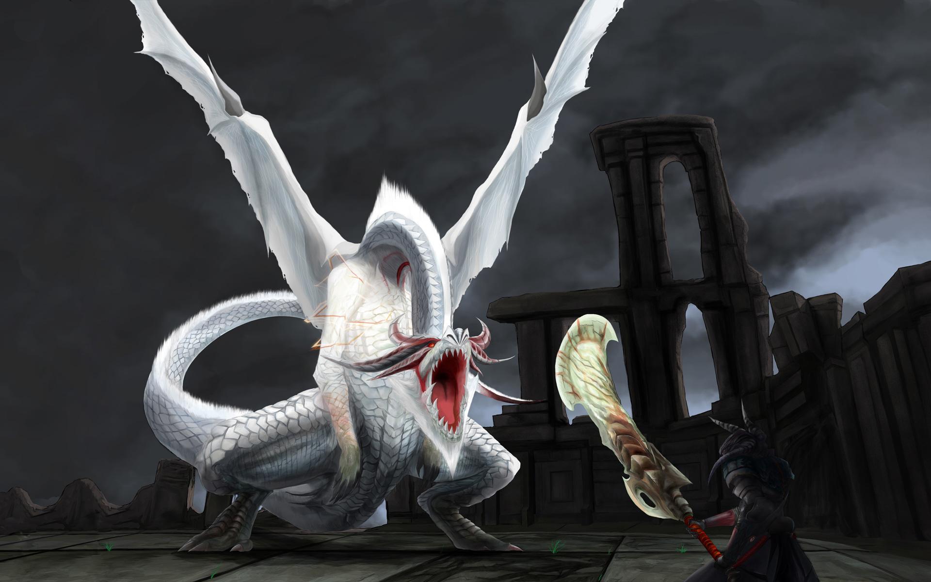 壁纸 怪物猎人/怪物猎人4游戏壁纸1...