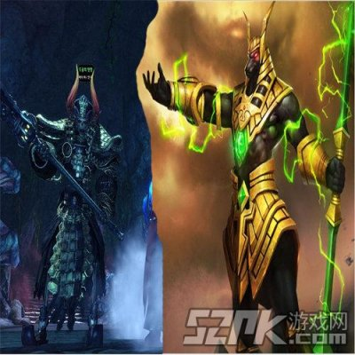 盘点游戏 剑灵LOL人物角色的相似之处