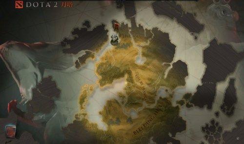 dota2地图