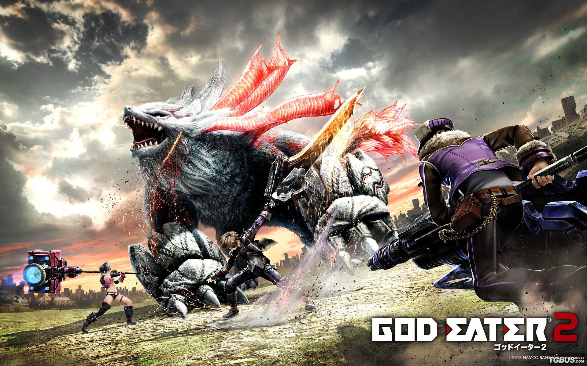 发售的PSP、PSV游戏噬神者2的相关新情报-噬神者2最新游戏壁纸