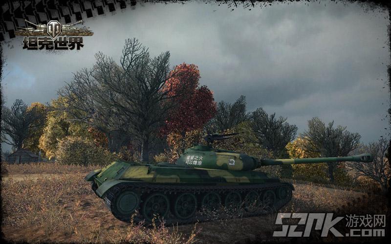 红色铁流重袭  坦克世界8.8最强金币车