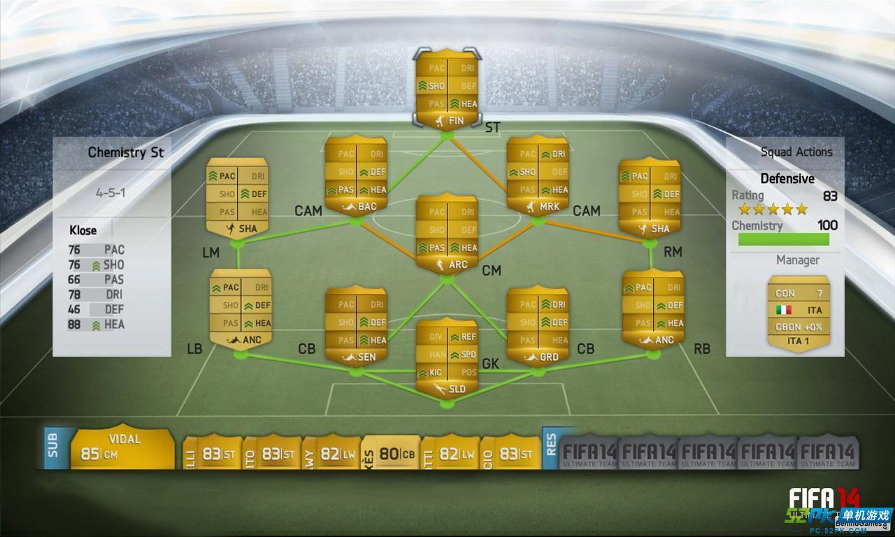 《FIFA14》中文版下载