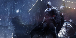 蝙蝠侠阿卡姆起源游戏专题