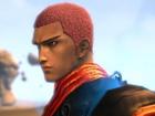 剑灵龙族男性红发猛男捏脸数据外形