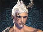 剑灵龙族男性鬼眼猛男捏脸数据外形