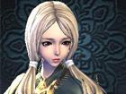 剑灵龙族女性麻花辫美女捏脸数据外形