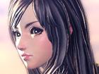 剑灵天族女捏脸数据 最终幻想蒂法