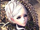 剑灵天族女捏脸数据 英姿飒爽白发妹子