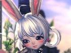 剑灵灵族女捏脸数据 娇羞兔MM