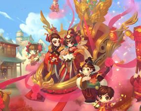 《QQ仙灵》家园版本媒体礼包-新手卡领取