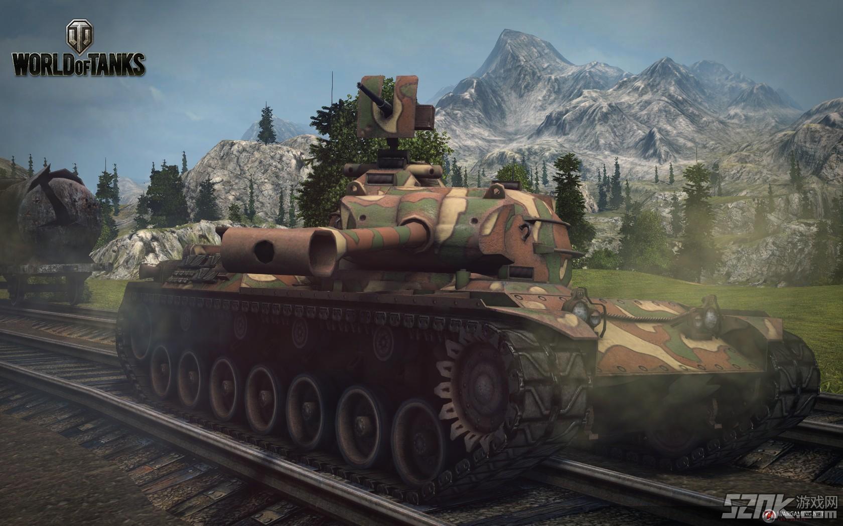 日本坦克截图