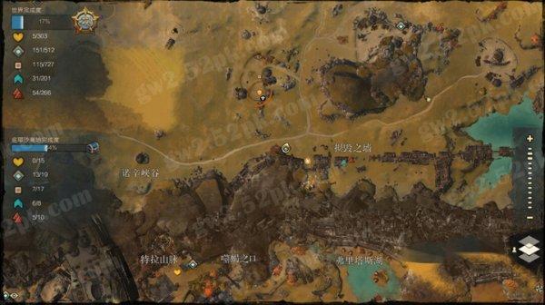 激战2损毁之墙探险 跳跳乐上手图文解析