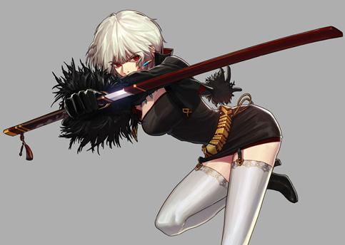 众所周知,剑宗的有个很imba的技能--魔剑降临,可以将自己的武器