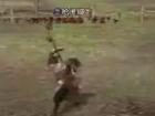 有锤飞来解说 剑宗水草VS侠士枪出如龙