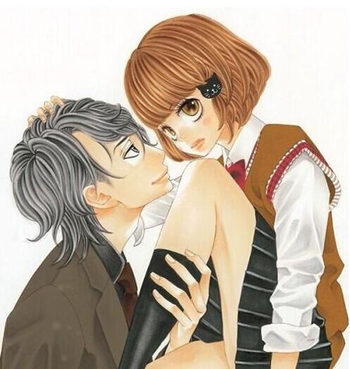 少女漫画《近距离恋爱》宣布真人电影化