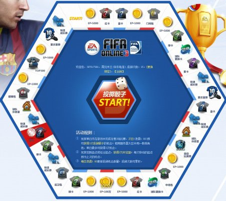 FIFA Online3大富翁