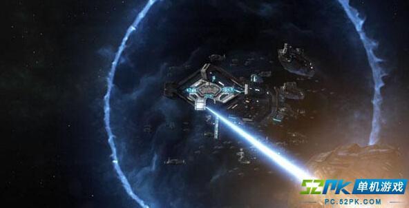 《银河文明3》绿色英文版下载