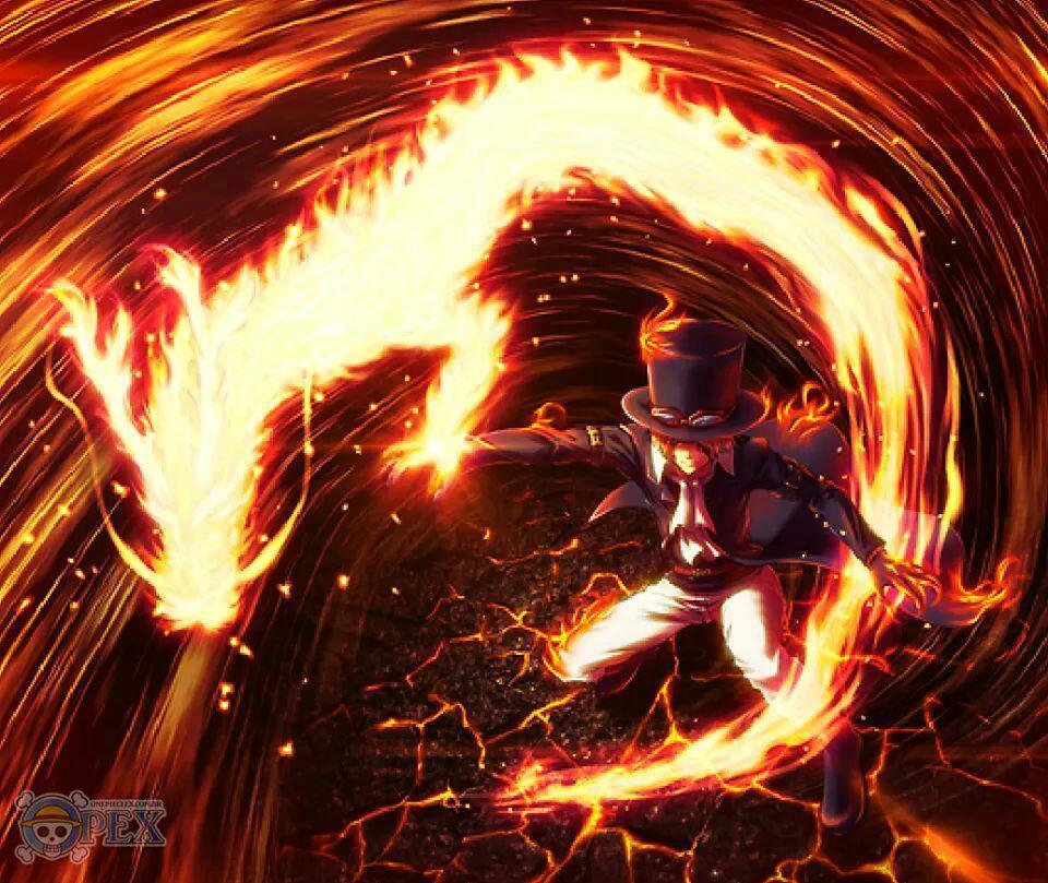 火之意志继承者萨博同人美图 4 9 高清图片