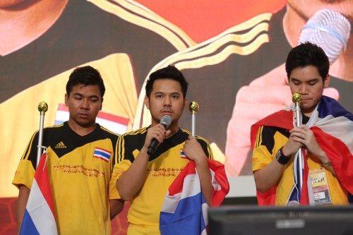亚洲邀请赛泰国夺冠