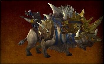 魔兽6.0坐骑大全