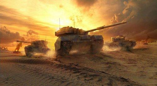 玩家心情:我和坦克世界三年半的情�x