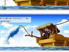 冒险岛四格小漫画之机智的渔夫