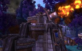 魔兽世界3级矮人地堡