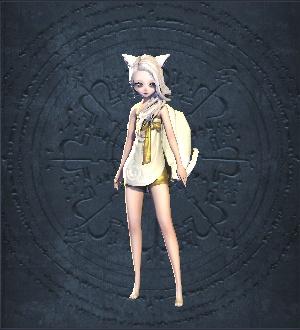 剑灵灵族女捏人数据 魅惑系小萝莉来袭