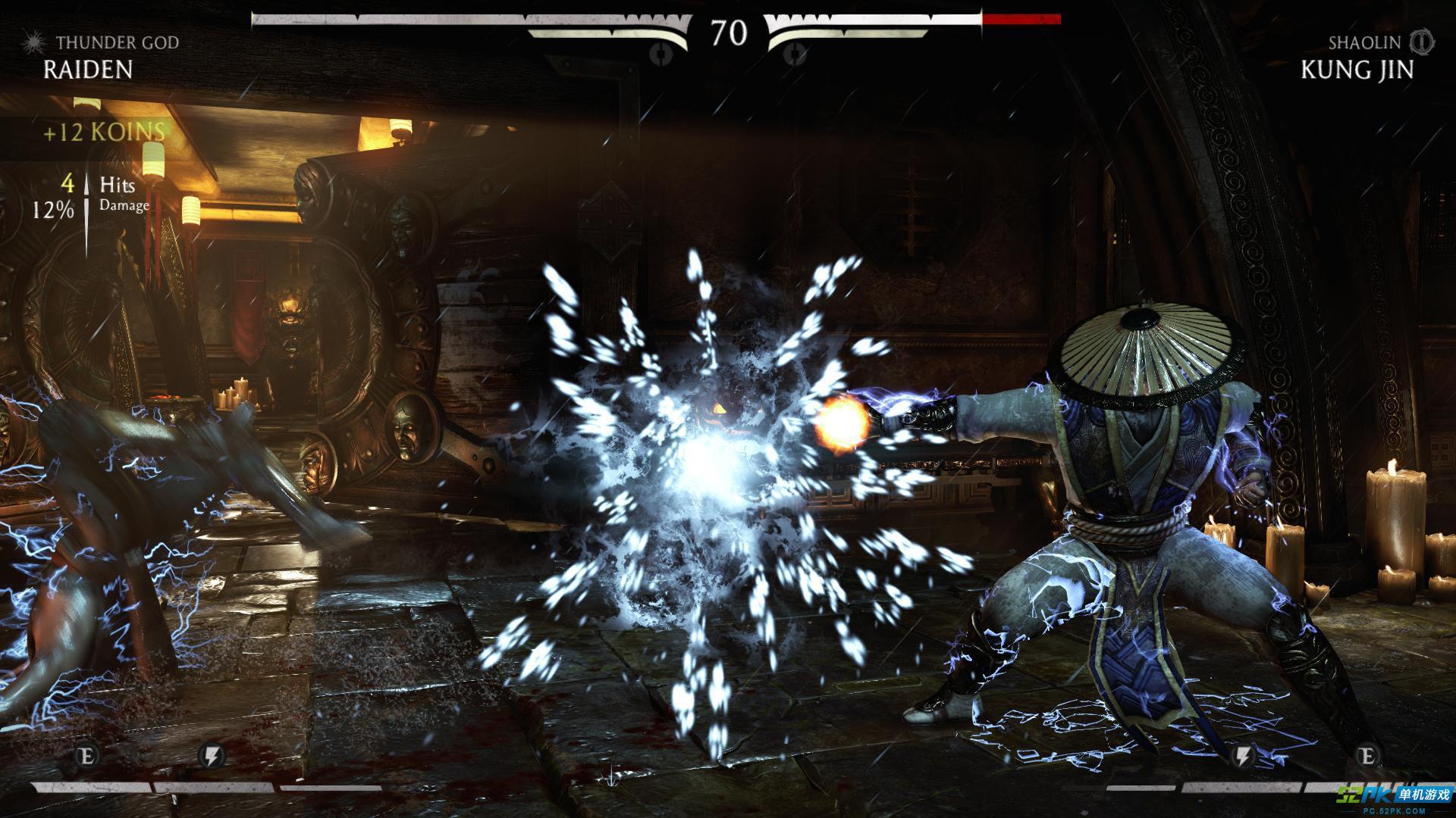 真人快打X游戏评测 画面质量高游戏可玩性增加