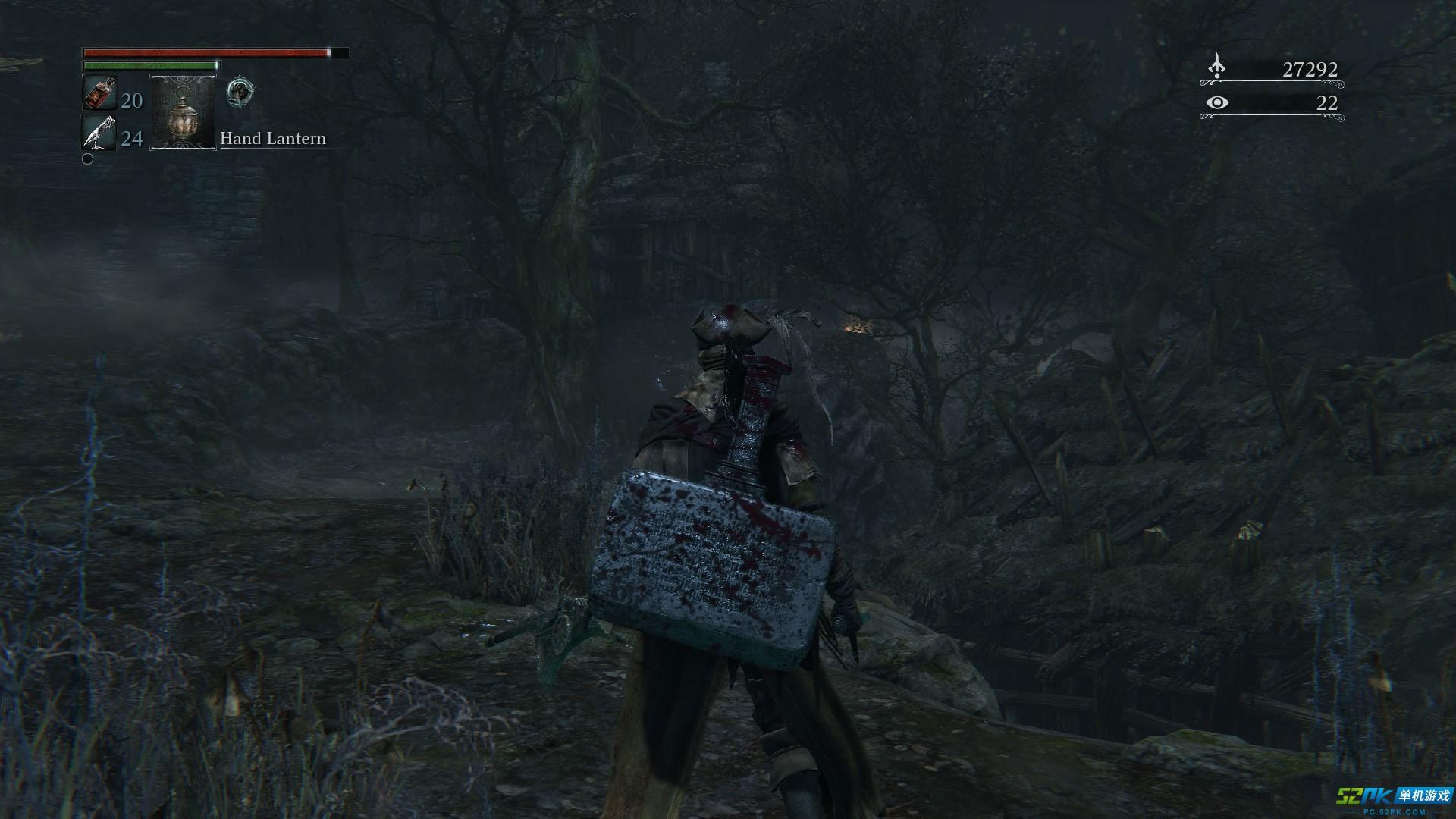 哥特古堡的血色之吻 血源详细游戏评测