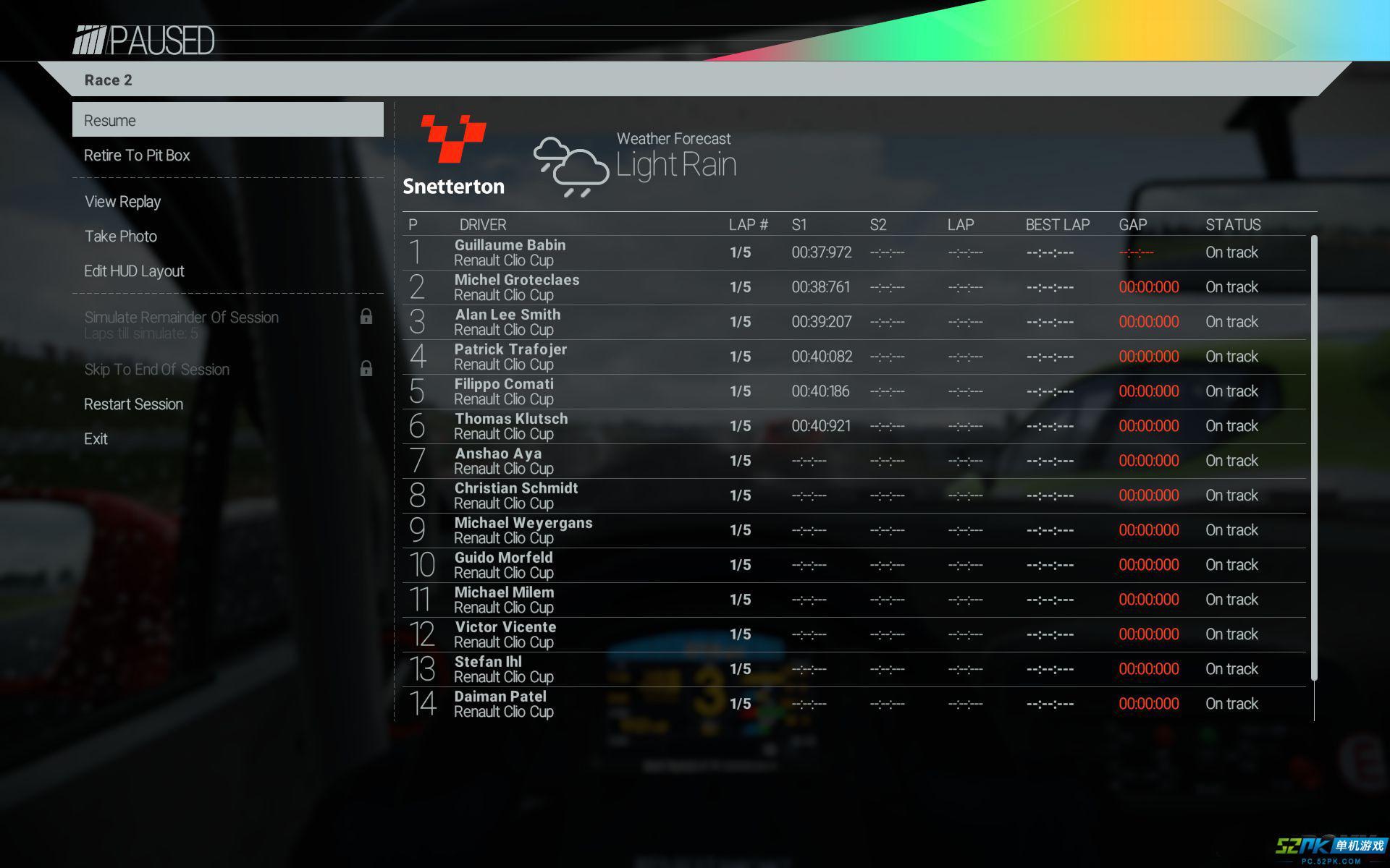 赛车计划游戏评测8.6分 精美画面与专业体验