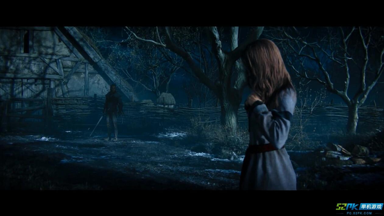 巫师3终极版发售预告 白狼大战露点向美女妖怪