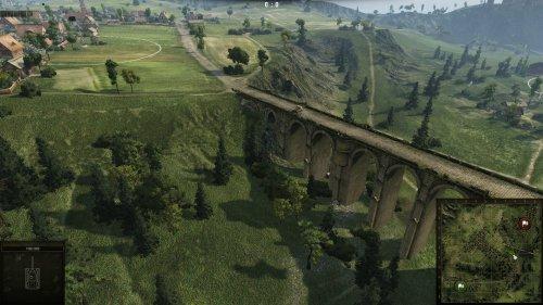 坦克世界9.8新地图预览 齐格菲与韦斯特菲尔德